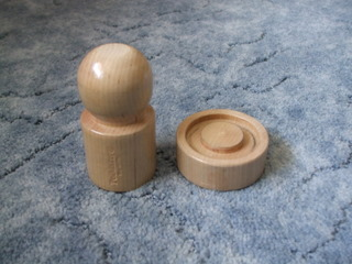 Plunger and base - pot maker and they work well